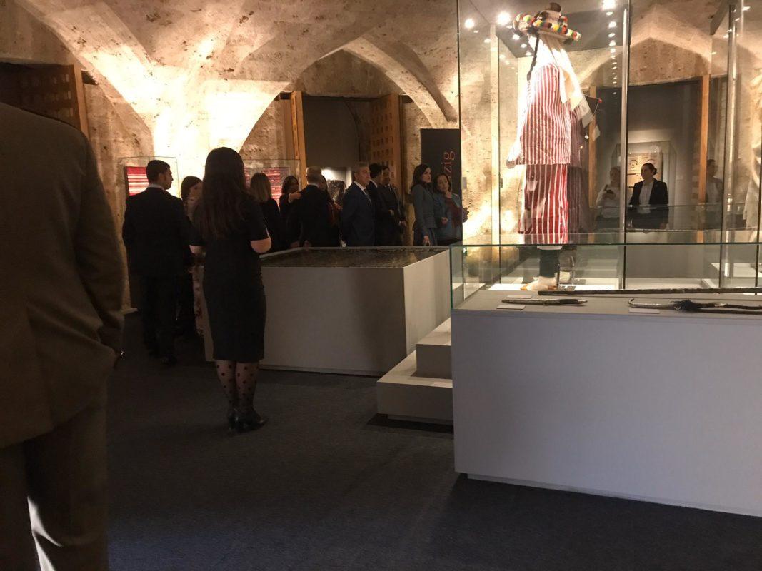 Exposición de la Granada Zirí