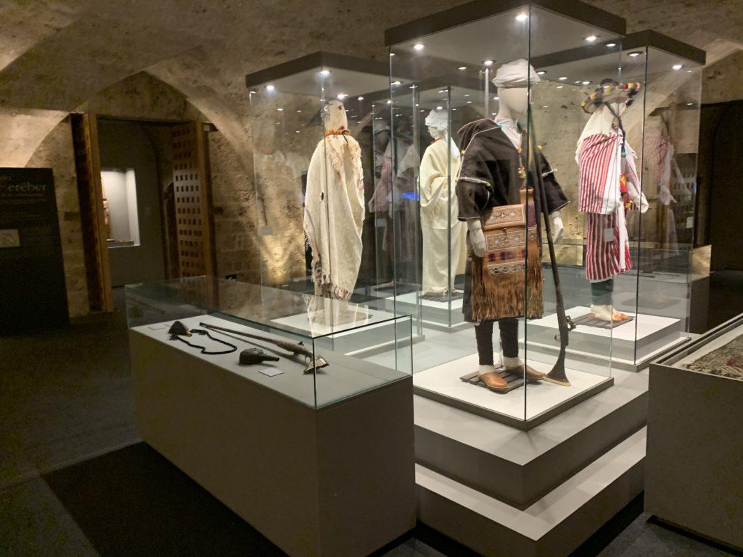 Exposición en La Alhambra