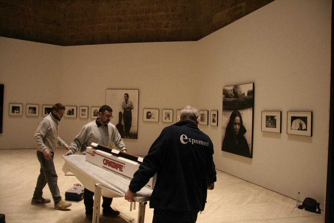 Exposición de la fotógrafa Colita en La Alhambra