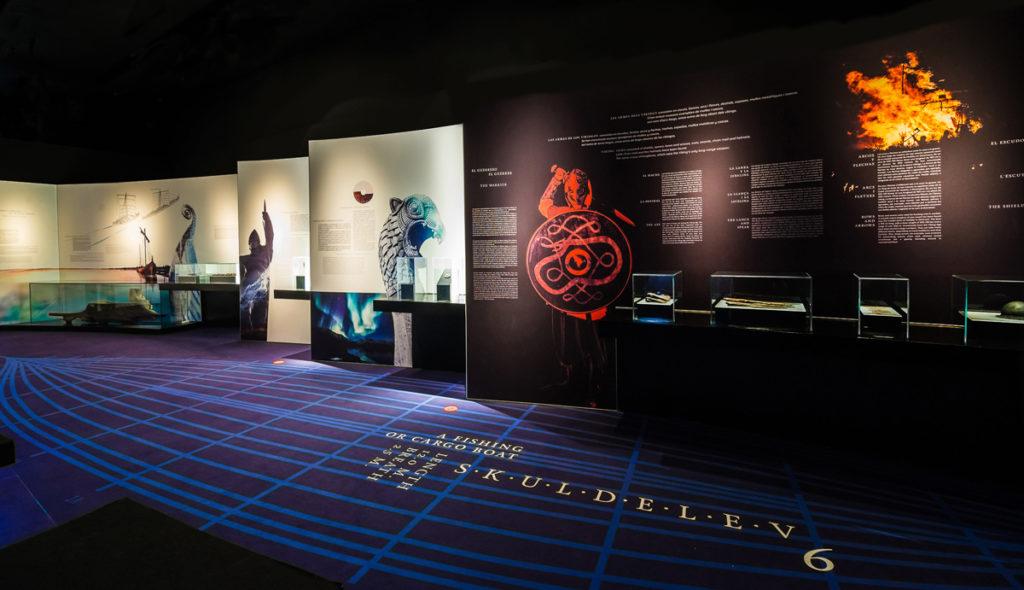 Exposición Vikingos en el MARQ