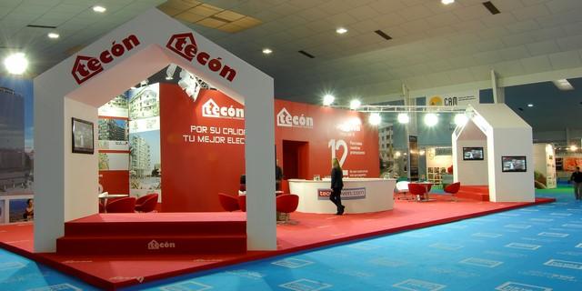 Ferias Tecon Stand